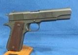 Remington Rand U.S. 1911 A1. Cal. 45 ACP, Ser. 153753XX - 2 of 9