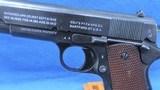 "Colt (Black Army) U.S. 1911, Cal. .45 ACP, Ser. 4723769, Mfg 1918. ""An awesome MYSTERY!!!"" - 7 of 9"