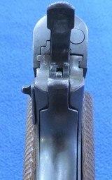 "Colt (Black Army) U.S. 1911, Cal. .45 ACP, Ser. 4723769, Mfg 1918. ""An awesome MYSTERY!!!"" - 5 of 9"