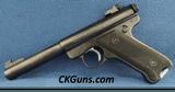 """Ruger Mark I Target, 6"""" Bull Barrel,Cal. .22 LR, Ser. 16-23463."""
