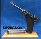 DWM American Eagle Luger 1903, Cal. 30 Luger, Ser. 301XX.