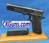 Colt U.S. 1911, Cal. .45 ACP, Ser. 1020XX. MFG. 1914. Condition, Condition, Condition!!!
