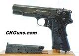 Radom (Nazi K-Block) P.35, Cal. 9mm, Ser. K 3828. - 1 of 13