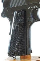Radom (Nazi K-Block) P.35, Cal. 9mm, Ser. K 3828. - 7 of 13
