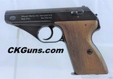 Mauser HSC, (Police) Cal. .32acp, Ser. 8091XX. Stamped Eagle L.