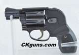 Smith & Wesson 38 Air Weight Bodyguard, Cal 38. OUTSTANDING!