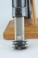 Japanese Nambu Type 14, 1st. Mdl. Cal. 8mm. Ser. 20018Mfg. 1936 - 9 of 11