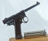 Japanese Nambu Type 14, 1st. Mdl. Cal. 8mm. Ser. 20018Mfg. 1936 - 4 of 11