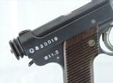 Japanese Nambu Type 14, 1st. Mdl. Cal. 8mm. Ser. 20018Mfg. 1936 - 5 of 11