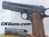Remington UMC U.S. Mdl. 1911, Cal. 45ACP, Ser. 10327, Mfg. 1918. UNFIRED!