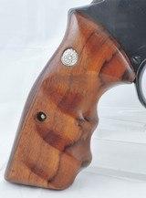 """Smith & Wesson Mdl. 17-6 , 6"""" Full Rib Barrel, Cal. .22 LR, Ser. 00T61660, Mfg. 1979. - 5 of 12"""
