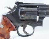 """Smith & Wesson Mdl. 17-6 , 6"""" Full Rib Barrel, Cal. .22 LR, Ser. 00T61660, Mfg. 1979. - 6 of 12"""