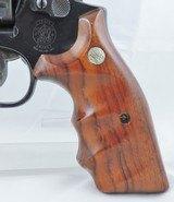 """Smith & Wesson Mdl. 17-6 , 6"""" Full Rib Barrel, Cal. .22 LR, Ser. 00T61660, Mfg. 1979. - 3 of 12"""