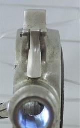 Chicago Palm Pistol (Ames Mfg) Cal. .32 RF X.S. Ser. 12313 Mfg. 1887. - 8 of 8