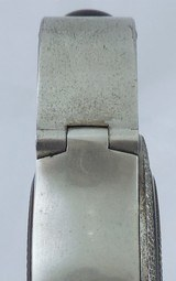 Chicago Palm Pistol (Ames Mfg) Cal. .32 RF X.S. Ser. 12313 Mfg. 1887. - 4 of 8