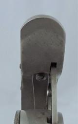 Chicago Palm Pistol (Ames Mfg) Cal. .32 RF X.S. Ser. 12313 Mfg. 1887. - 5 of 8