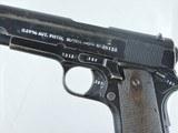 "Kongsberg ""Colt"" (Nazi ""Pistole 657(n)"") 1914, Cal. .45 acp. Dated 1941 - 2 of 10"