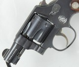 Smith & Wesson (S&W)Terrier(Pre. 32/38), Cal. .38 S & W, Ser. 56345. Mfg. late 1940s - 6 of 13