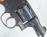 Smith & Wesson (S&W)Terrier(Pre. 32/38), Cal. .38 S & W, Ser. 56345. Mfg. late 1940s - 3 of 13