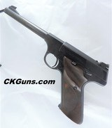 Colt Woodman, Cal 22LR, Ser. 110014-S, Mfg. 1957