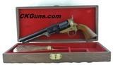 Uberti, (Colt Repro.) 1851 Navy. Cal. .36, Ser. 424XX.