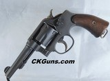 smith and wesson defense supply corp. mdl. m&p 1905 fourth change, cal .38.