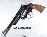 SMITH & WESSON, MDL. 23, 38/44 OUTDOORSMAN, N FRAME, MFG. 1955.CAL. 38 SPEC. SER. S 146114.MINTY, AND RARE!!