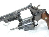 SMITH & WESSON, MDL. PRE-23, 38/44 OUTDOORSMAN, N FRAME,  MFG. 1955. CAL. 38 SPEC. SER. S 146114. MINTY, AND RARE!! - 13 of 13