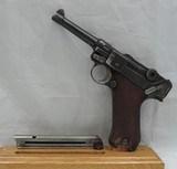 DWM (LUGER) P-08, SER. 1315M. DATED 1917/1920.A BUDGET PRICED P.08!! - 2 of 14