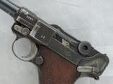 DWM (LUGER) P-08, SER. 1315M. DATED 1917/1920.A BUDGET PRICED P.08!! - 4 of 14
