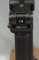 DWM (LUGER) P-08, SER. 1315M. DATED 1917/1920.A BUDGET PRICED P.08!! - 10 of 14