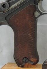 DWM (LUGER) P-08, SER. 1315M. DATED 1917/1920.A BUDGET PRICED P.08!! - 6 of 14