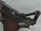 DWM (LUGER) P-08, SER. 1315M. DATED 1917/1920.A BUDGET PRICED P.08!! - 13 of 14