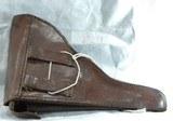 SCARCE LUGER NAVY RIG,DWM 1917, LUGER CAL. 9MM, Ser. 7831. - 17 of 18