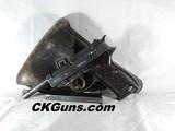 "VIRGINAL RIG,WALTHER ""CYQ"" (SPREEWERK) P.38, , CAL. 9MM, SER. 895956 Z.THIS GUN IS VIRTUALLY A VIRGIN!!!!"