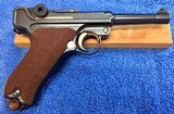 Classic DWM Luger Pistol Mint++ Cond Top Collectible Original 7.65 Parabellum