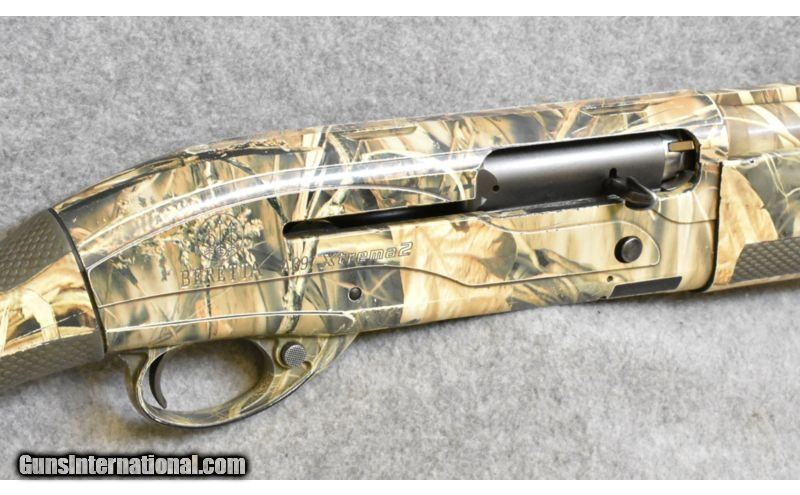 Bird of another feather: beretta's a350 xtrema max5 12 ga. 3. 5.