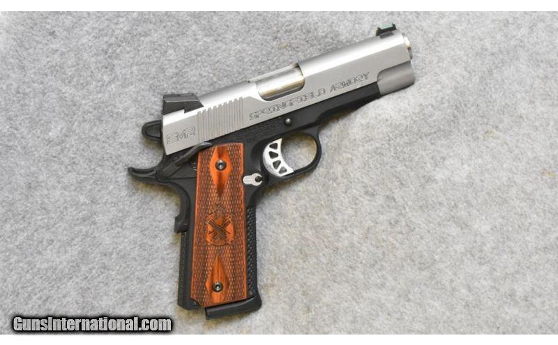 Springfield Armory ~ EMP4 ~ 9mm