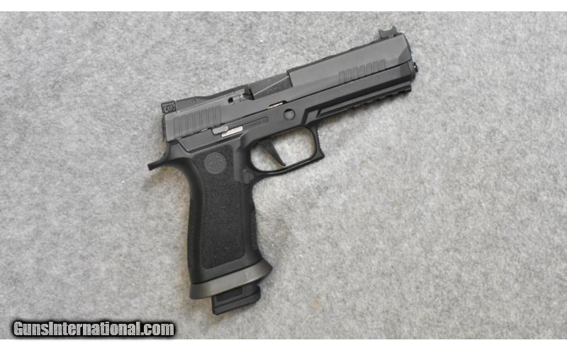 SIG Sauer ~ P320 X-Five ~ 9mm Luger
