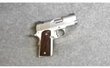 Kimber ~ Stainless Ultra Carry II ~ .45 ACP