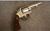Smith & Wesson 64-3 38 S&W Special - 1 of 4