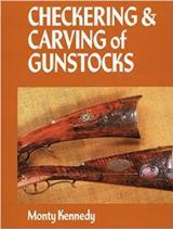 Checkering & Carving of Gunstocks by Monty Kennedy
