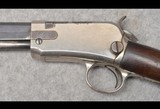 Winchester Model 1890 .22 Short Half Nickel Plated w/22