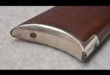 Winchester Model 1890 .22 Short Half Nickel Plated w/22