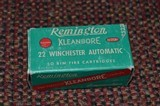 Remington 22 ammo for Winchester Model 03 Automatic (Antique)