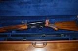 Browning A-5 Light Twelve 2 barrel set in Tolex case possibly unfired