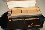 Browning Diana 2 bbl Lightning Trap with box & case - 11 of 14