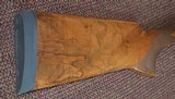 """Perazzi MX-12 factory stock 14-1/4"""" to recoil pad - 14 of 14"""
