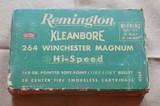Remington .264 Win Mag 140 grain Green box - 2 of 5