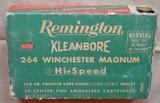 Remington .264 Win Mag 140 grain Green box - 3 of 5